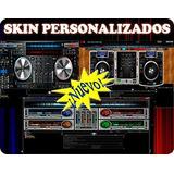Virtual Dj 8.2 Skin Para Perzonalizarlo
