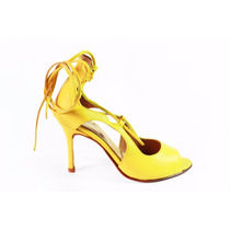 Zapatos De Cuero Tipo Romana Con Base De Suela