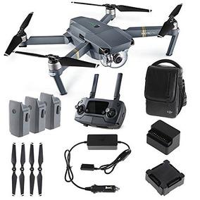 Drone Dji Mavic Pro Flymore Combo - Pronta Entrega Anatel