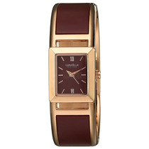 Lindo Relógio Bulova Caravelle 44l141 Bracelete Feminino