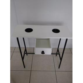 Mesa Para Manicure Desmontável Produto Novo A Pronta Entrega