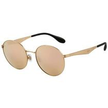 Óculos De Sol Rayban 3537 001/2y Rosa Made In Italy