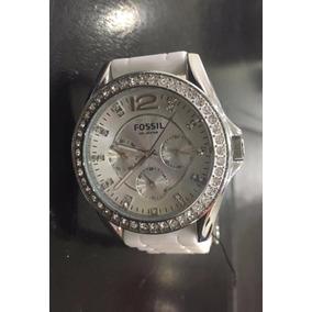 Reloj Fossil Color Blanco Nuevo