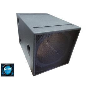 Bafle De Subwoofer Mr Audio Mr118 Para 1 Bocina De 18