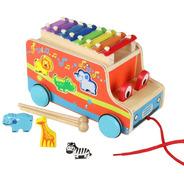 Autobús Multifuncional Didáctico