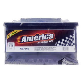 Bateria America Heliar 70 Amperes