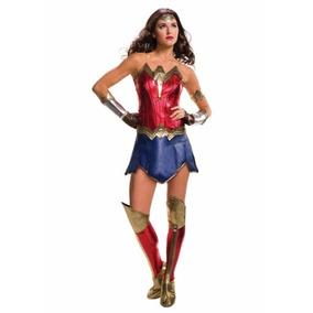 Disfraz Mujer Maravilla Wonder Woman Liga De La Justicia