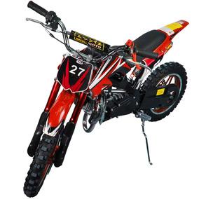 Super Mini Moto Cross 49cc Aro10 0km - Tmc4917 - Tander