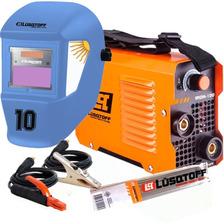 Soldadora Inverter Lusqtoff Iron 100 + Mascara + Electrodos