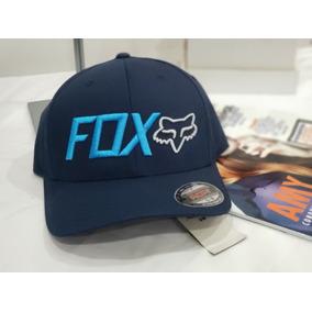 Gorra Marca Fox Originales Gorras Hombre - Accesorios de Moda Azul ... 8f8e3413cb2