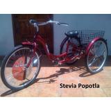 Triciclo Adulto Schwinn Meridian Aluminio Para Mamá, Papá