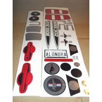 Calcomanias Mustang Power Wheels