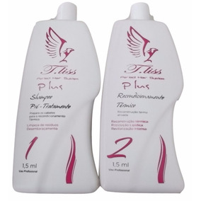 Kit Shampoo E Recondicionamento Térmico- 2 X 1,5ml - T.liss