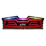 Adata Memoria Ram Xpg Spectrix D40 Ddr4 8gb Rgb 3000mhz