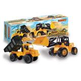 Camion Duravit Constructor 2 205 Juegos Playa Jardin Nenes