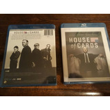 Blu Ray House Of Cards 1ra Temporada Originales Nuevas