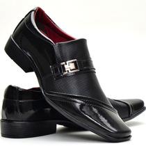 Sapato Casual Social Masculino Super Confortável Sapatofran