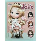 Jolie, Mundo Encantado, Album Completo C/ Figurinhas P/colar