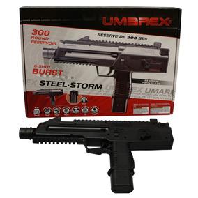 Pistola Airsoft Co2 Umarex Steel Storm Bbs .177 Envio Gratis