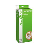 Clean Go Pet Dog Doody Pesada Bolsas De Basura, 21-pack, A P