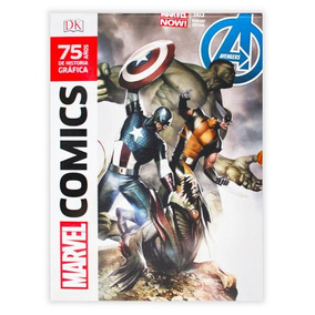 Marvel Comics 75 Años De Historia Gráfica