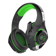 Auricular Gamer Nisuta + Microfono Pc Ps4 Xbox Ctrl Volumen