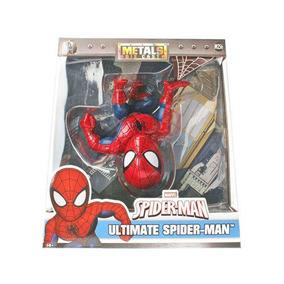Spiderman Marvel Metal Diecast 15cm M256 Dtc