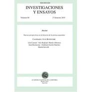 Revista Investigaciones Y Ensayos (todos Los Números)