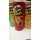 Papas Pringles Barbacoa 124g