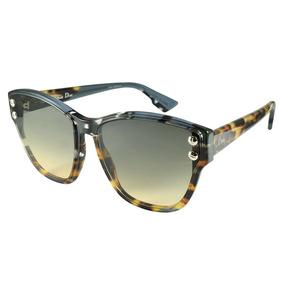 b050f02d0a7db Oculos Fem Cristian Dior Marfim De Sol - Óculos no Mercado Livre Brasil