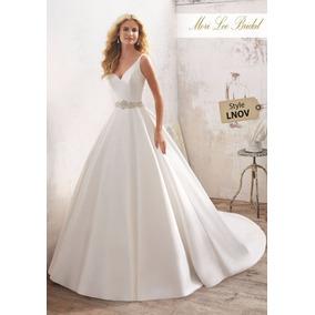 Vestido De Novia Mori Lee Bridal Lnov