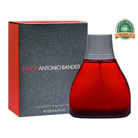 Perfume Masculin Spirit For Men Antonio Bandera 100ml Ad2008