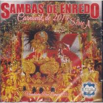 Cd Sambas De Enredo Carnaval 2014 Serie A