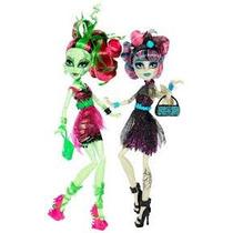 Monster High : Rochelle Goyle & Venus Mcflytrap - Mattel