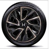 Calota Honda Civic Aro 15 Si Lxr Exr 2001 Jg 4pc E5119j