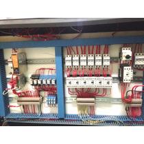 Tablero Electrico Motor Control Automatico Maquinas Plc