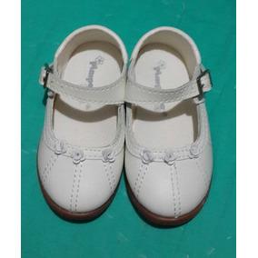 Zapatos Para Niña Talla 3 1/2.