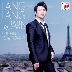 Lang Lang In Paris Chopin Tchaikovsky Vinilo 2 Lp Nuevo