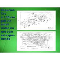Esquema Receiver Cce Sr130 Sr 130 Em Pdf Via Email