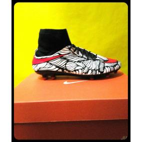 Nike Hypervenom Phatal Ii Of Neymar Jr Fg Zapato De Fulbol