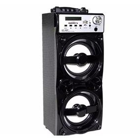 Caixa De Som Amplificada Via Bluetooth 100whats