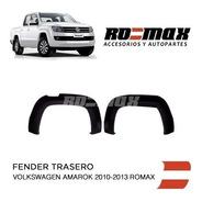 Fender Trasero Vw Amarok 2010 A 2013 Romax