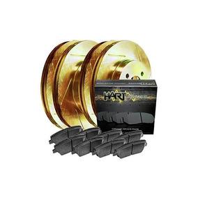 2006-2011 9-3 Kit Completo Gold Hart Disco De Rotor De Freno