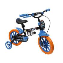 Bicicleta Aro 12 Caloi Hot Wheels - Verden Bikes