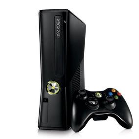 Xbox 360 4gb + Sensor Kinect + Controle Sem Fio + 1 Jogo