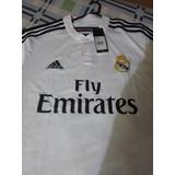 Camiseta Original adidas Climacool Real Madrid Local