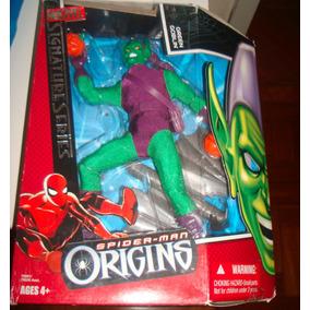 Homem Aranha Duende Verde Mego Retro Boneco Mattel Toy Biz