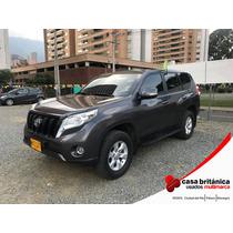 Toyota Prado Tx Automatica 4x4 Diesel