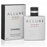 Perfume Original Chanel Allure Homme Sport 100 Ml
