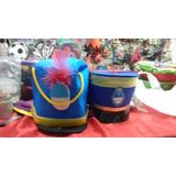 Sombreros De Granaderos Gorros. Cotillon Chirimbolos
